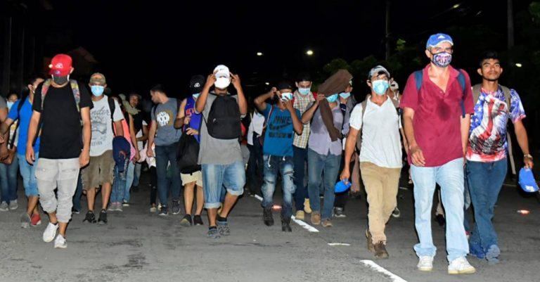 CONMIGHO: Deportación de hondureños cae un 24,2 % en tres meses de 2021