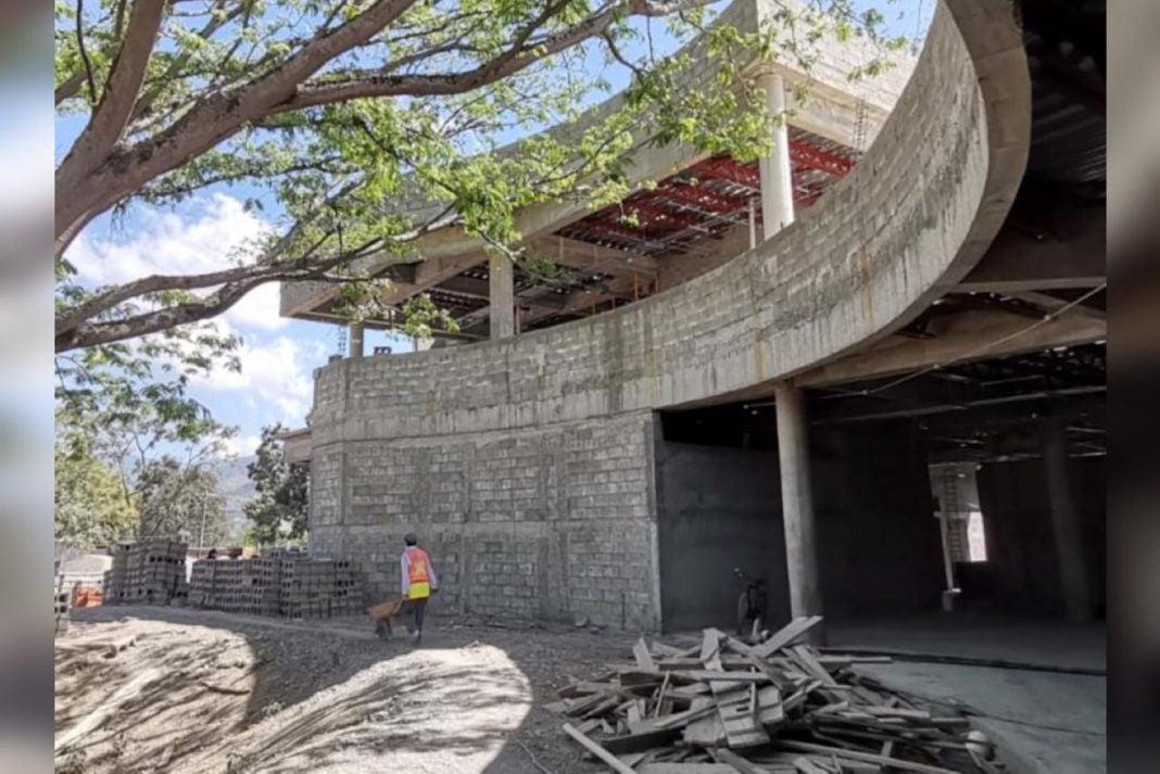 Construcción Macro Distrito de Salud por municipalidad