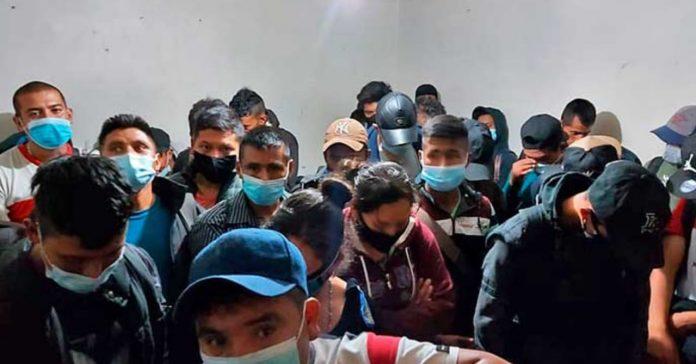 rescatan migrantes en méxico