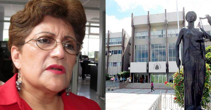 querella Maria Luisa Borjas