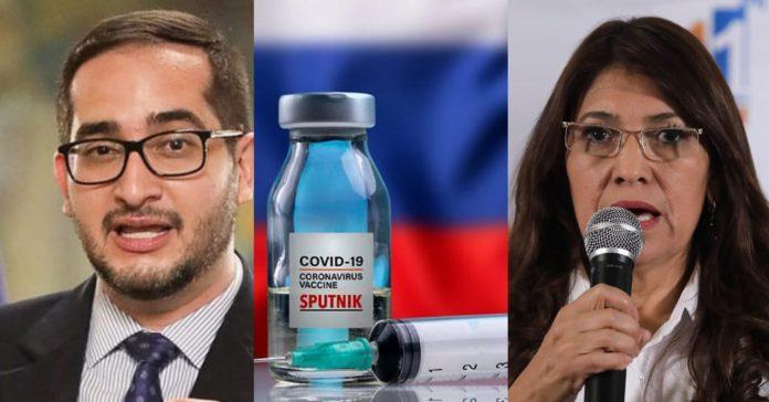 vacunas rusas Honduras fondos