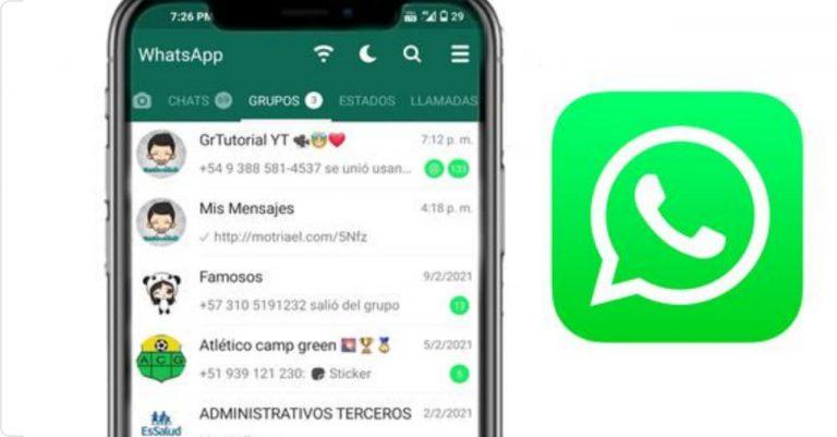 Tecnología  WhatsApp implementará mensajes que se autodestruyen en los grupos