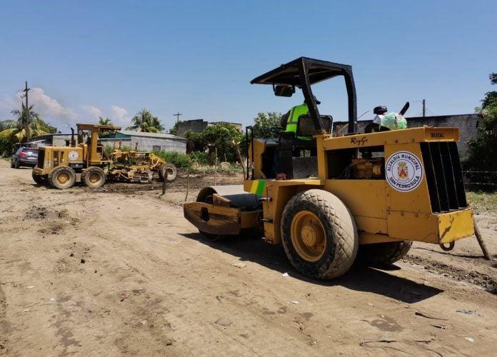 municipalidad mantenimientos Rivera Hernández