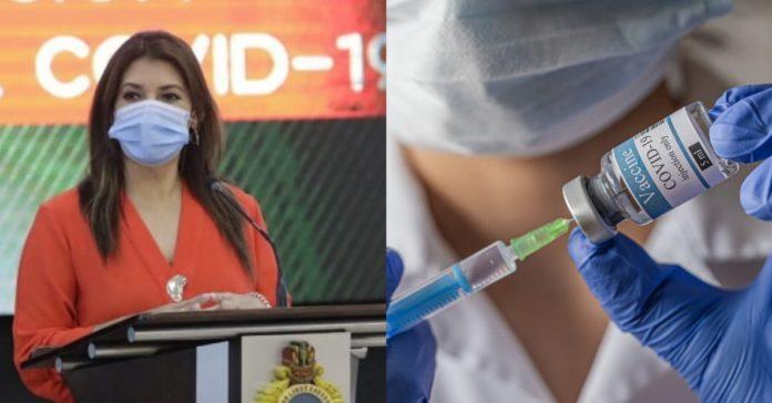 vacunas COVID Honduras COHEP