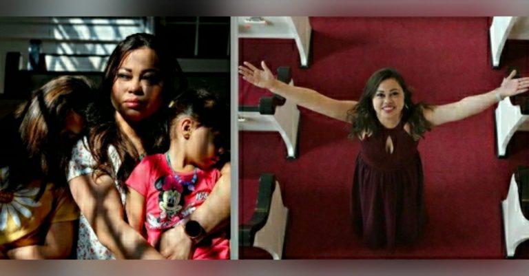 Hondureña «ve la luz» tras tres años encerrada en iglesia por temor a deportación