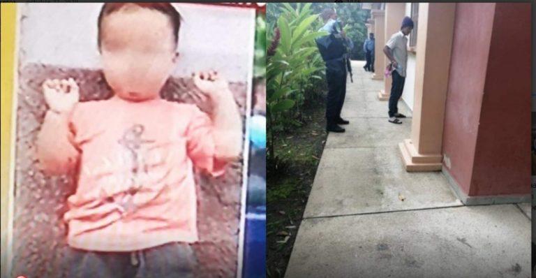 15 años de cárcel le caen a hombre que mató a golpes a su hijo de 2 años