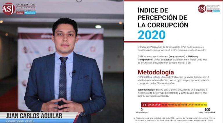 LA ENTREVISTA | Juan Carlos Aguilar, primer hondureño con máster anticorrupción