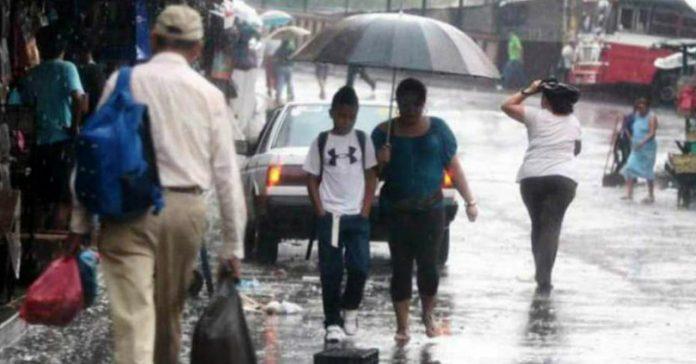 CENAOS lluvias Honduras días