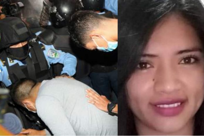 policía acusado muerte Keyla