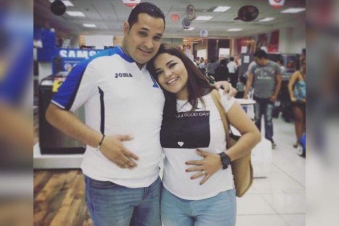 Ariela Cáceres embarazada