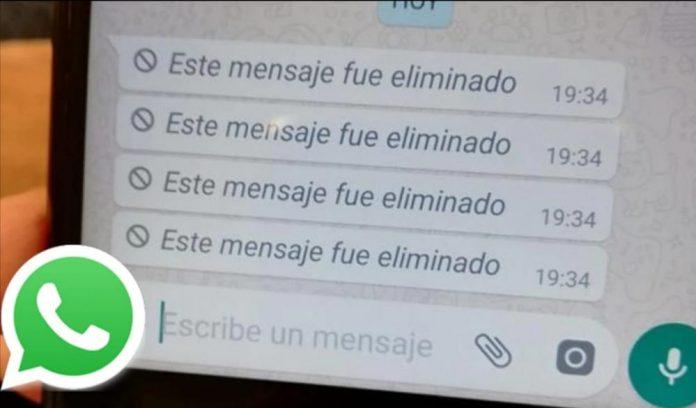 como leer mensajes eliminados whatsapp