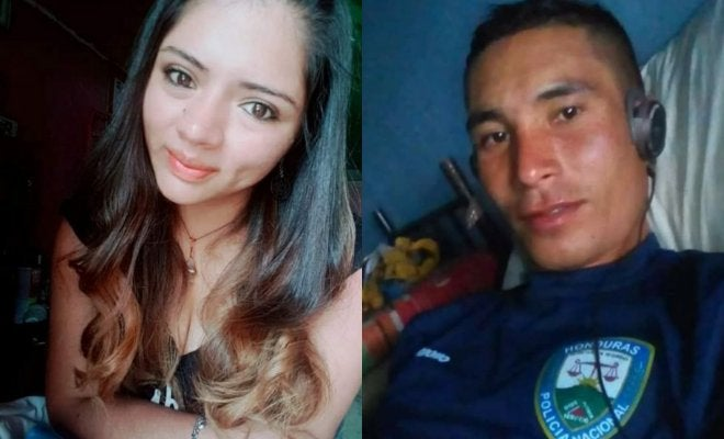 Keyla Martínez policía culpable