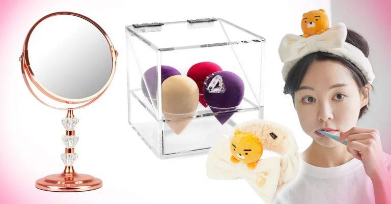 DE MUJERES| Diez accesorios básicos de maquillaje que debes tener en tu tocador