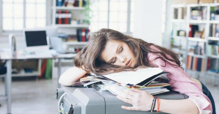 Salud  ¿Cuáles son los alimentos que alivian el cansancio?