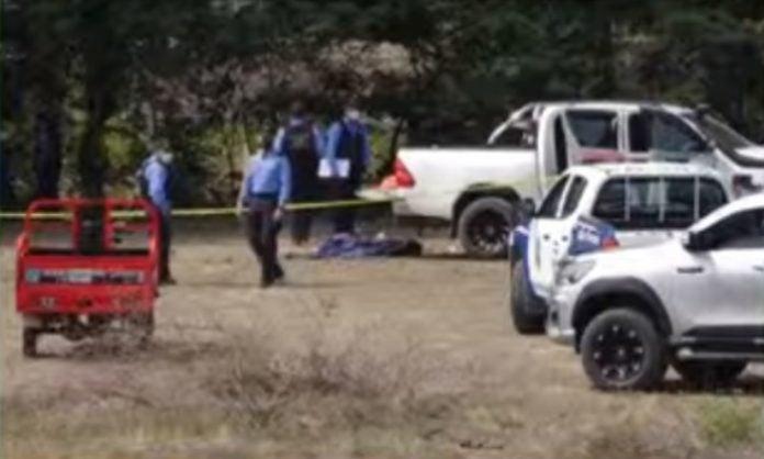 Masacre Comayagua