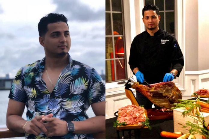 Chef Nelson Banegas