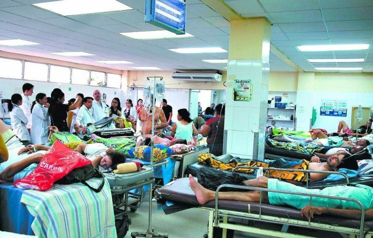 """Honduras: Precariedad del sistema de salud obliga a colectas y """"noches benéficas"""""""