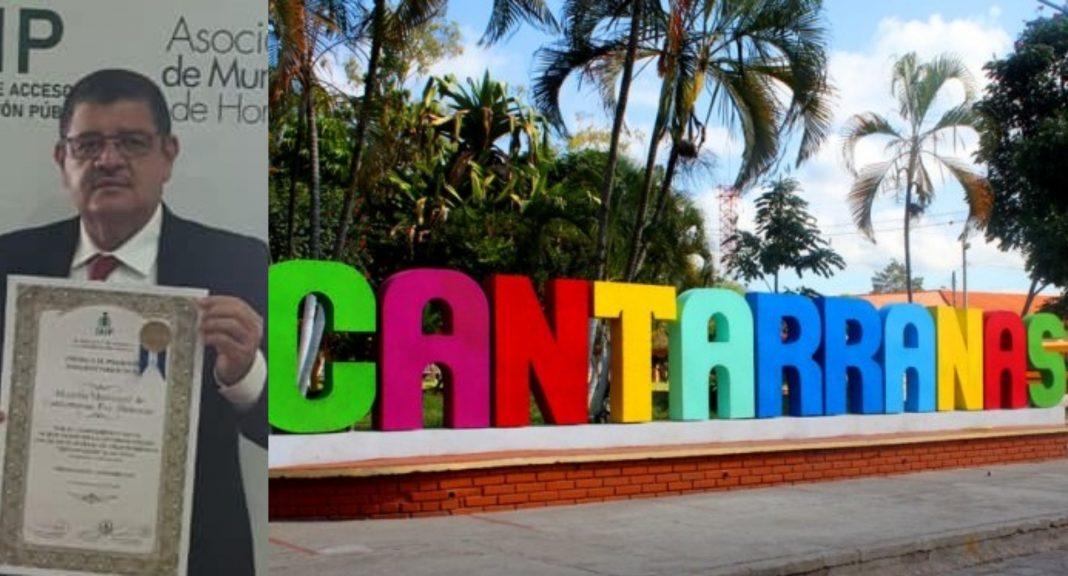 Alcalde Cantarranas COVID-19