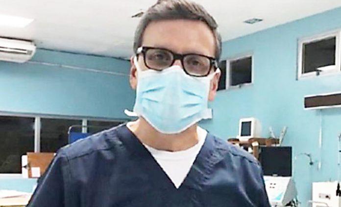 Médico COHEP vacunas