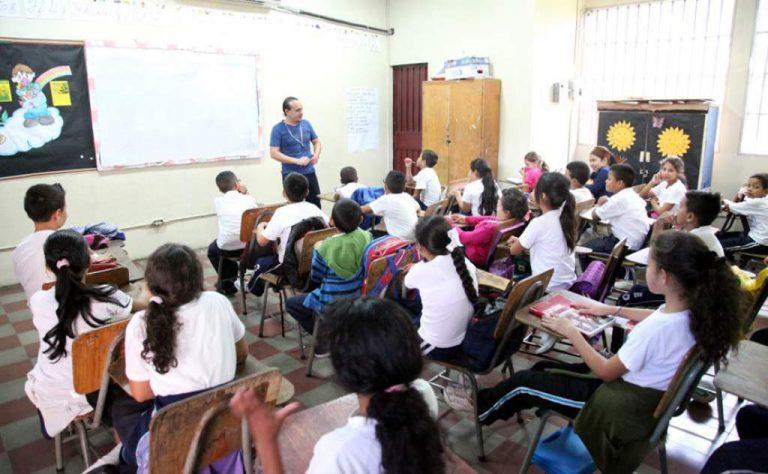 Educación analiza clases presenciales; Sinager reafirma que «no es viable»