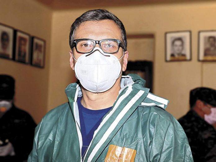 exsecretario de Salud casos covid-19