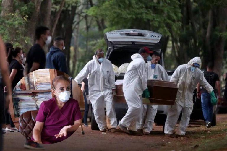 """Suyapa Sosa: """"Van a morir más hondureños"""" si no intervienen el sector salud"""