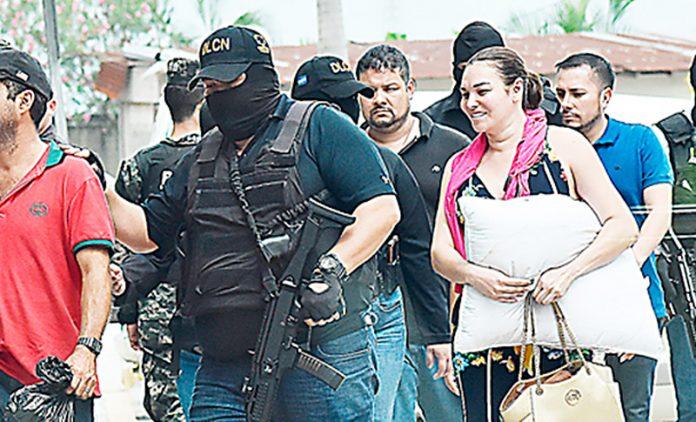 Pleno magistrados esposa Magdaleno Meza libertad