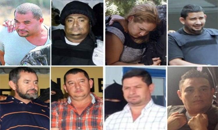 LISTA| ¿Quiénes son los hondureños extraditados a Estados Unidos?