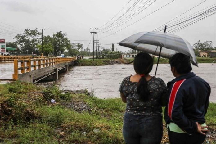 clima Honduras tormentas y granizo