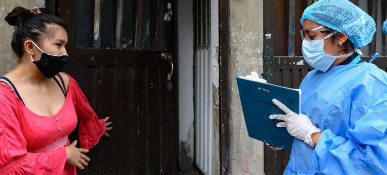 Por alza de muertes y casos COVID-19: en emergencia e intervenido La Paz