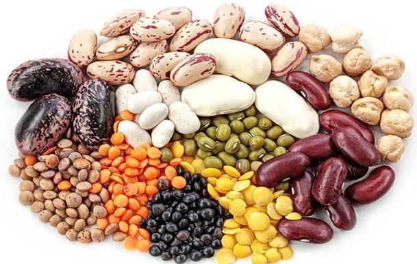 Alergia las legumbres