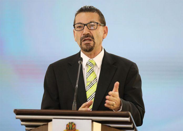 José Leva destitución en INVEST-H