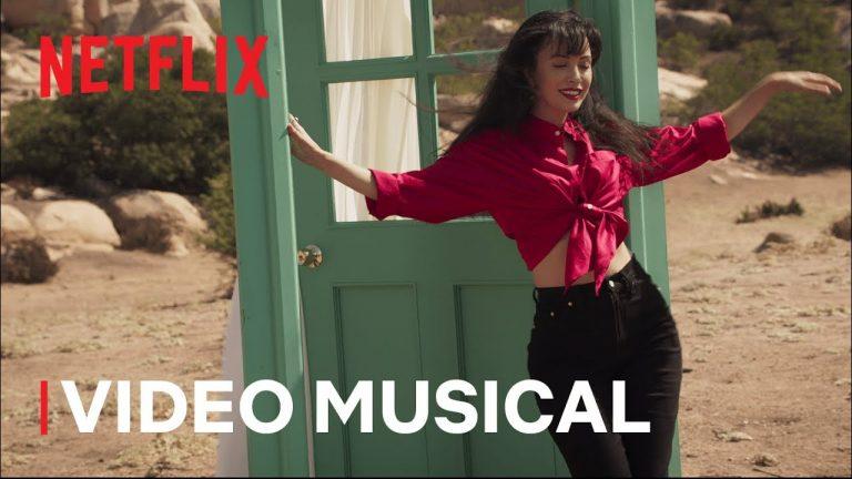 Video: Netflix sorprende al recrear canción «Amor prohibido» en serie de Selena