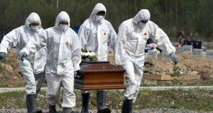 Fallecidos Covid-19 Semana Santa