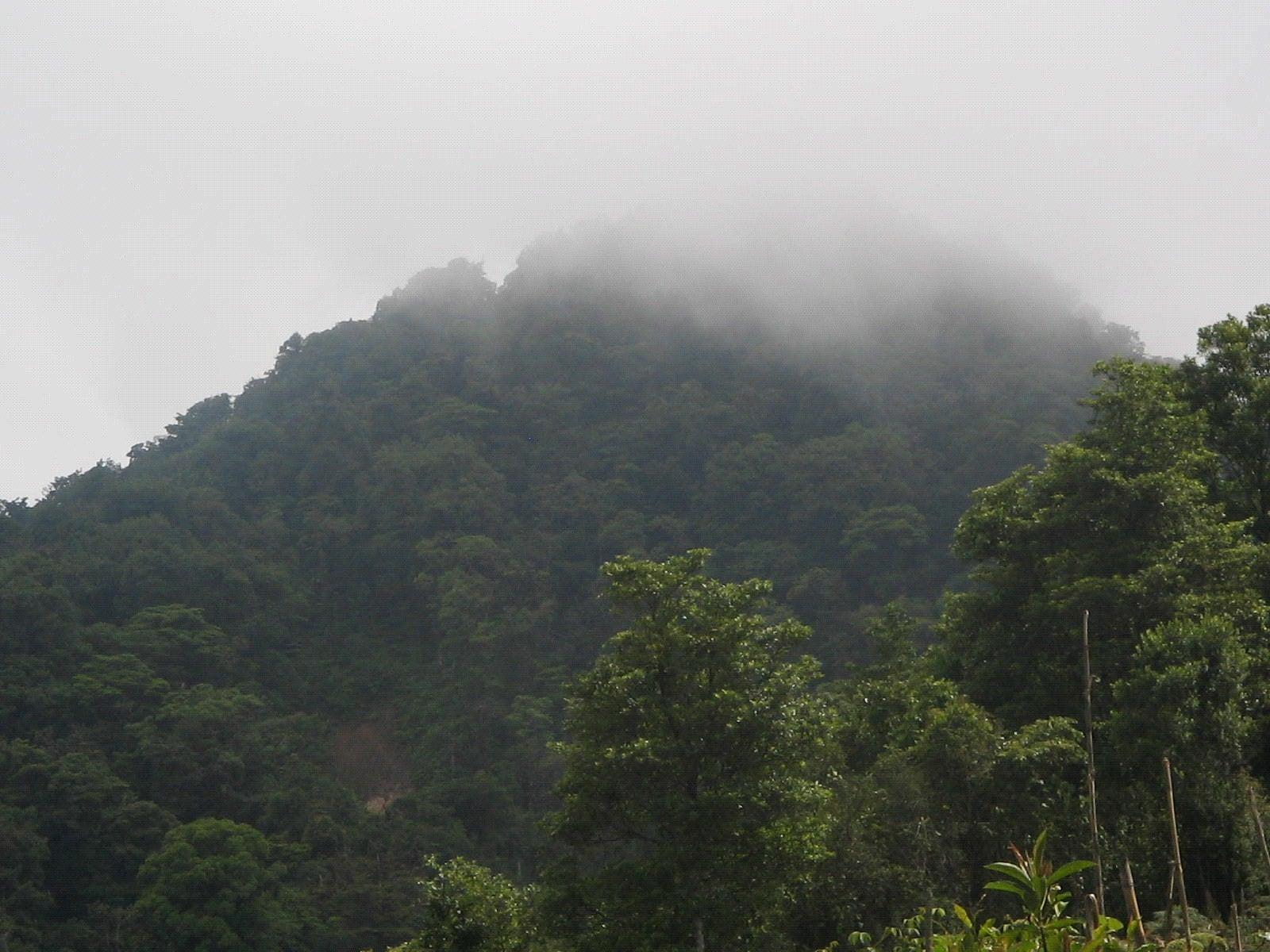 Cerro El Volcán, foto: Destino Turístico Güinope.
