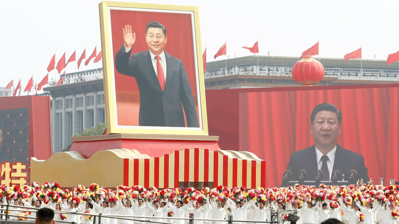 El actual presidente de la República Popular China es Xi Jinping.