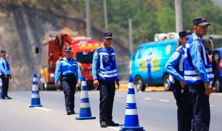 Semana Santa: reportan 65 vehículos decomisados, 369 sanciones y 58 barescerrados