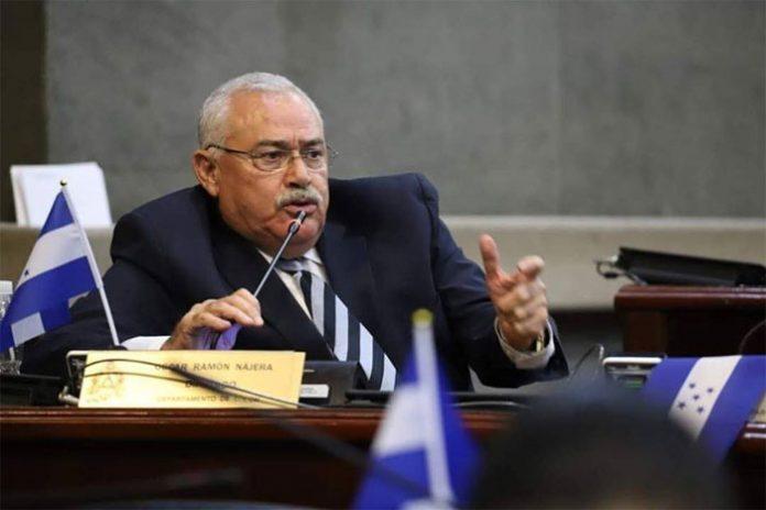 Diputado Óscar Nájera