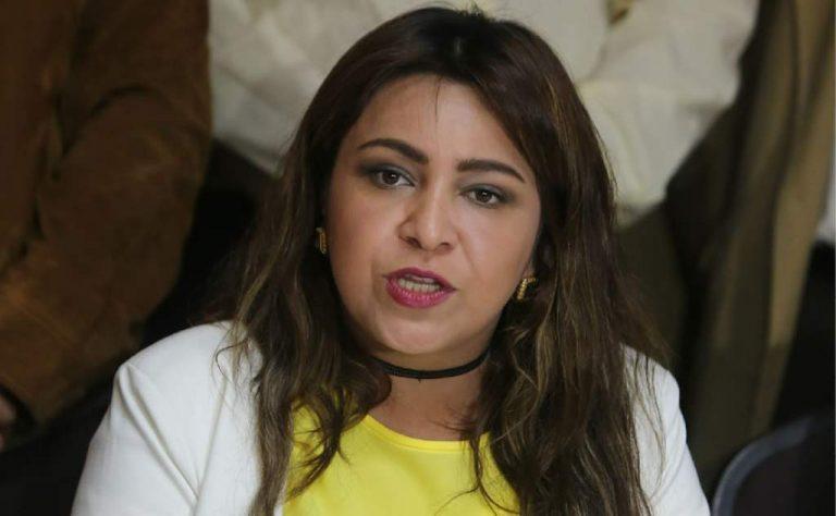 Marlene Alvarenga, presidenta del PAC, denuncia que intentaron envenenarla