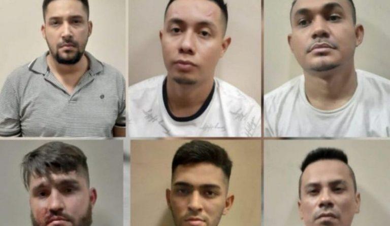 Por varios delitos: envían a prisión a los seis detenidos en masacre de SPS