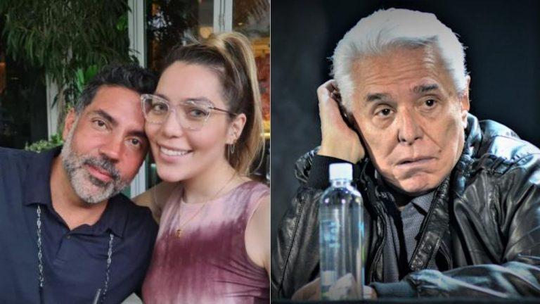 """""""Lo mato, le saco los ojos"""": padre de Frida Sofía amenaza a Enrique Guzmán"""
