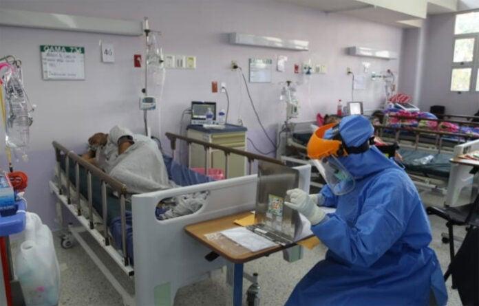 Médicos confirman: sin cupos ni medicamentos en salas COVID-19 de SPS