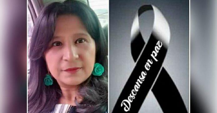 muere abogada Juana Martínez por COVID-19