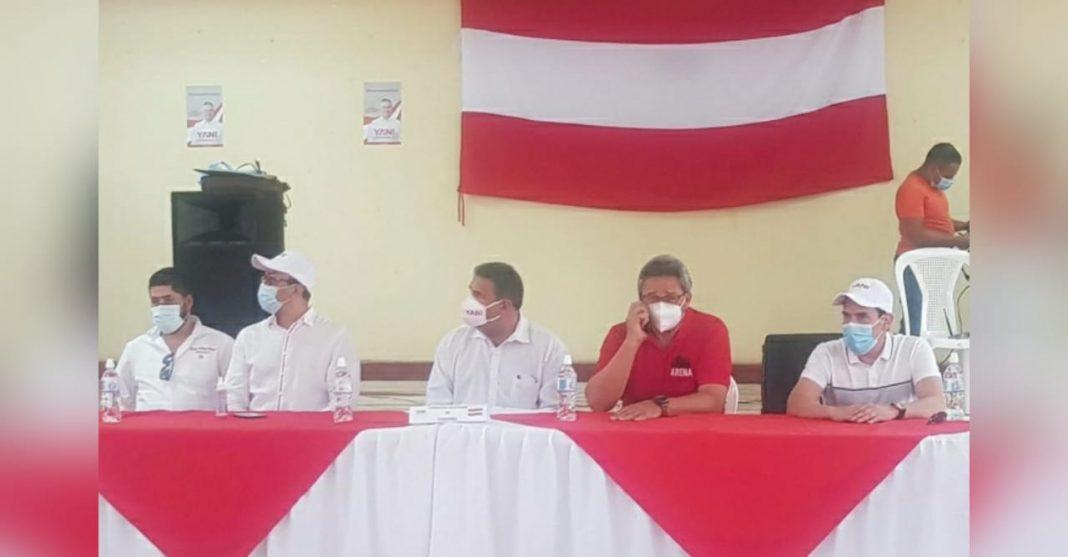 Partido Liberal unidad en Intibucá