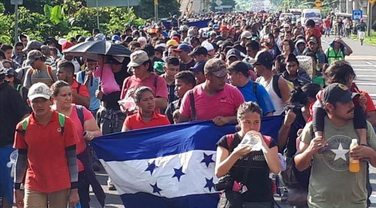 Última caravana migrante 2021: más de 300 hondureños han retornado, según INM