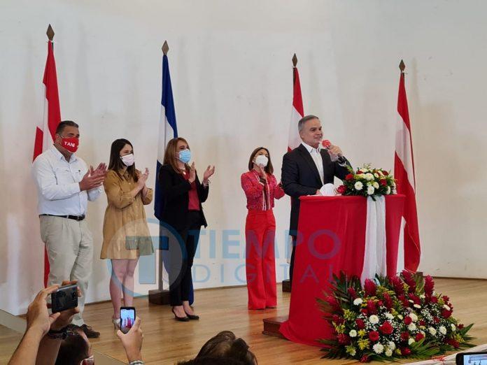 triunfo Yani Partido Liberal