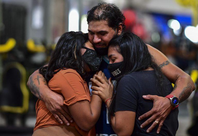 «Vi a muchos morir»: dos argentinos sobreviven a 60 días en coma por COVID-19