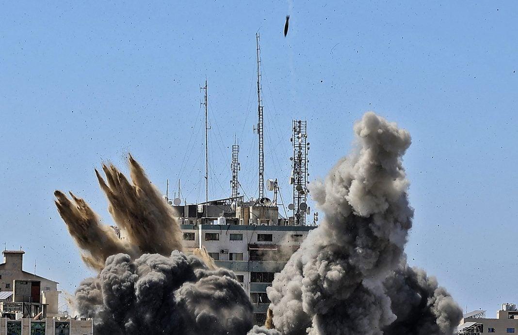Tiroteo israelí mata 8 menores