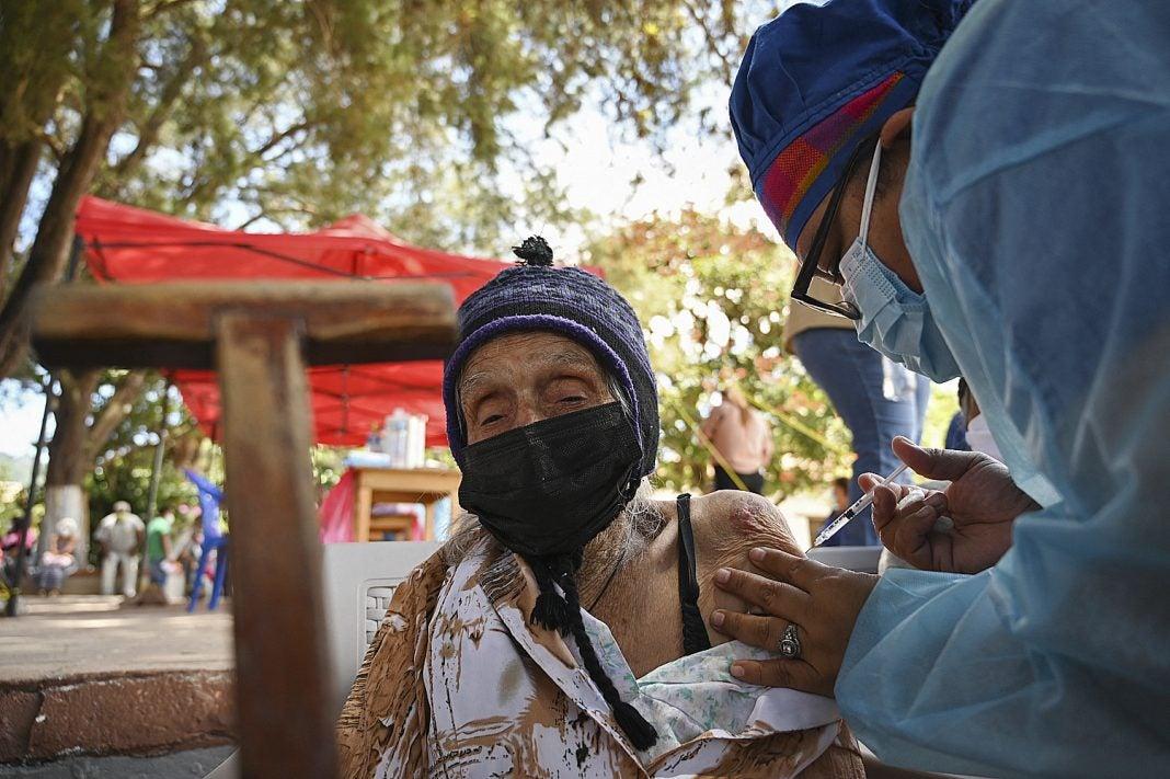 vacunación covid-19 distrito central