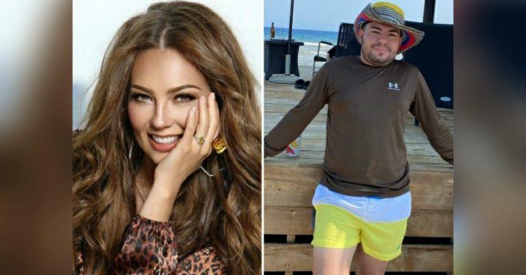"""""""Nunca desistan"""": Jerry Paz, el hondureño que le escribió una canción a Thalía"""